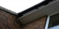 Range of roofline products available including fascias, soffits, guttering and cladding.