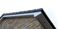 Lockwood Windows recommend protecting your roofline with high quality products.