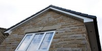 Lockwood Windows supply and install high quality PVCu roofline products for peace of mind.