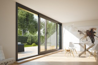 PremiDoor Lift & Slide doors from Kommerling