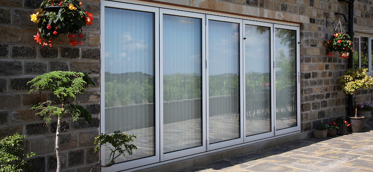 Bi-fold doors increase in popularity