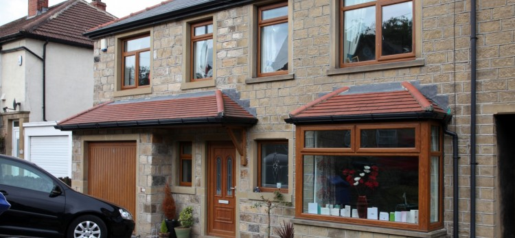 New windows lower heating bills for Lockwood Windows customer