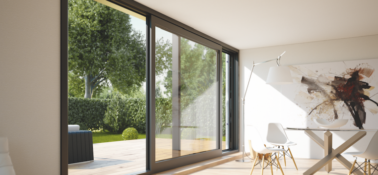 Sliding patio doors to welcome Spring into your home