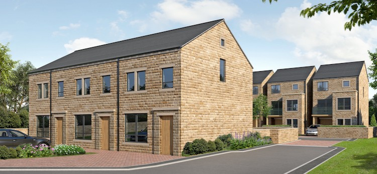 New Holmfirth Homes to Benefit from Windows & Doors from Lockwood Windows